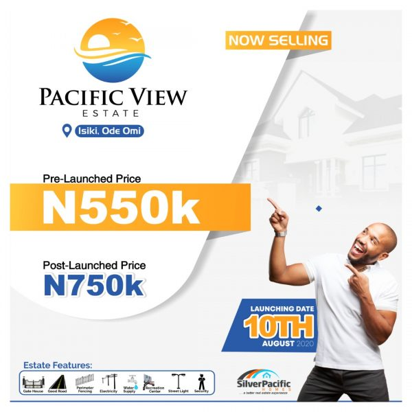 PACIFIC VIEW ESTATE IBEJU LEKKI