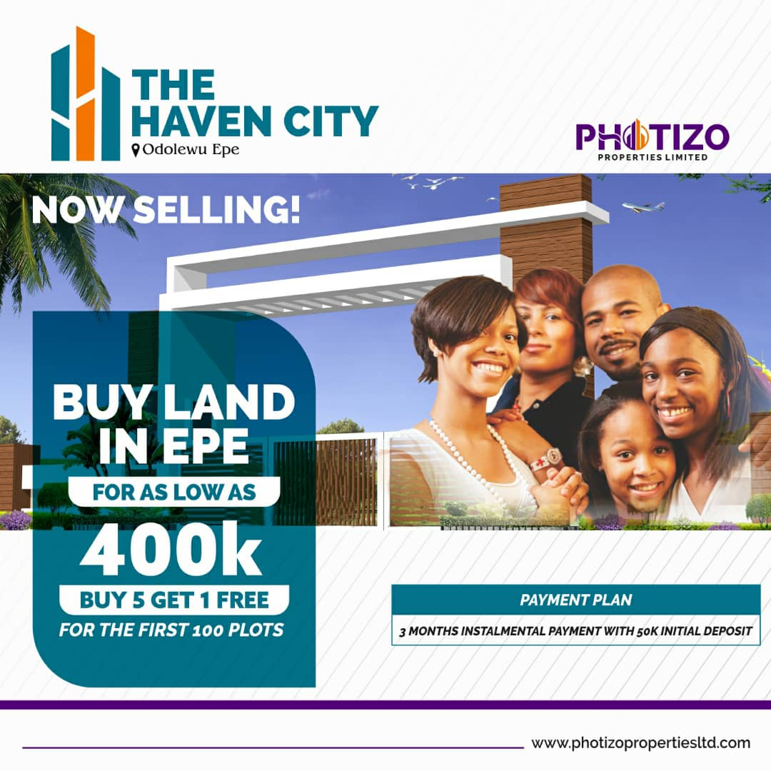 The Haven City Epe Lagos